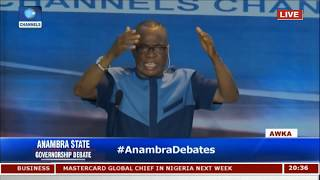 Anambra Governorship Debate Pt 8