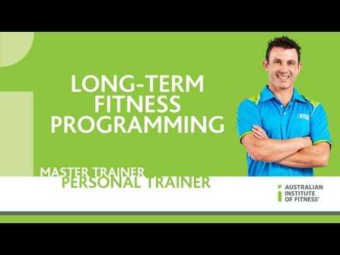 Long-Term Fitness Programming
