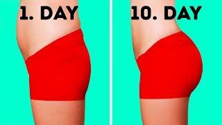 Her gün 100 squat yapsanız vücudunuzda ne gibi değişimler olurdu?