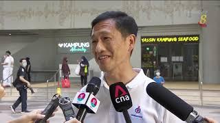 【新加坡大选】王乙康:选民是很理智的 不会乱给空白支票