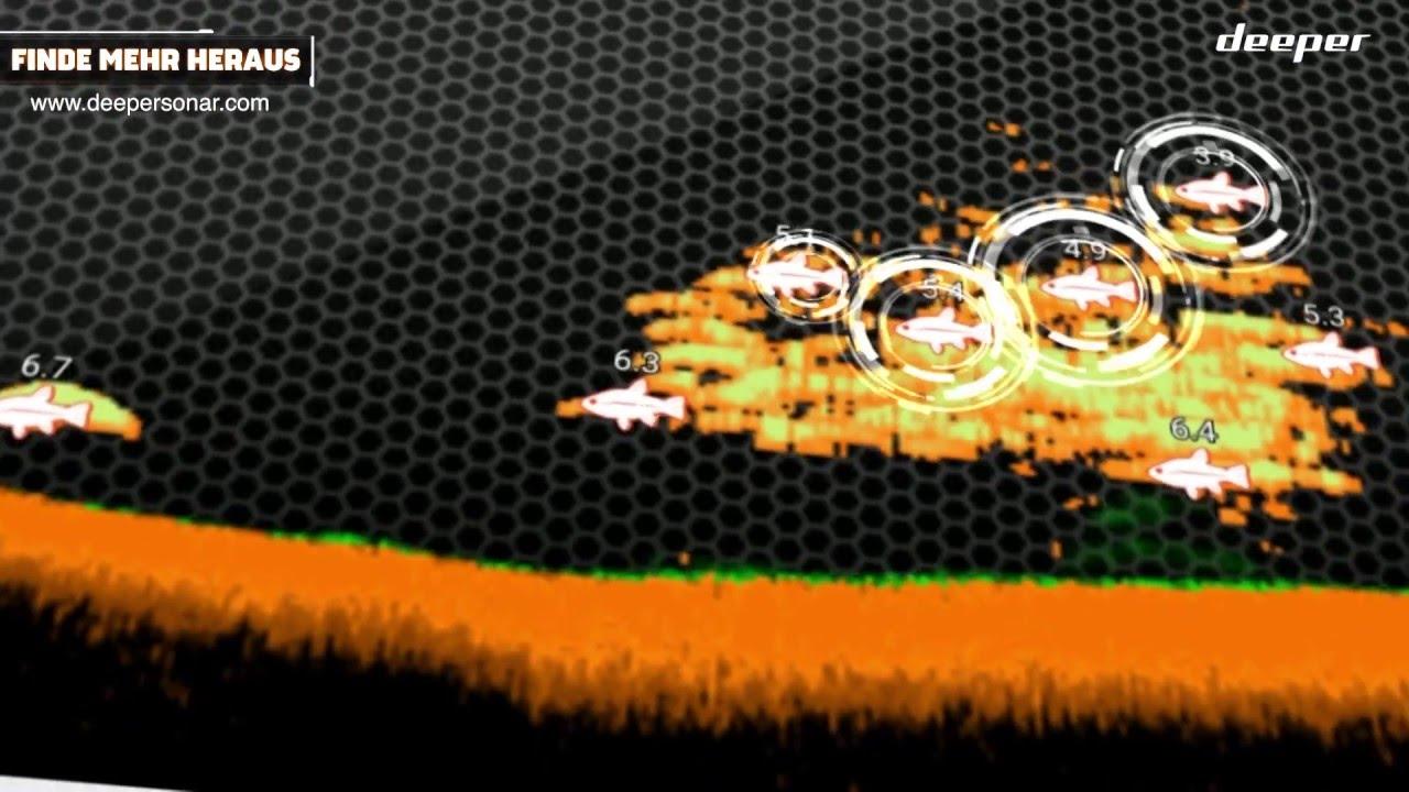 deeper 3 0 deeper smart sonar pro wifi gps echolot f r