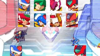 Megaman ZX vs Project [WIP2] All characters