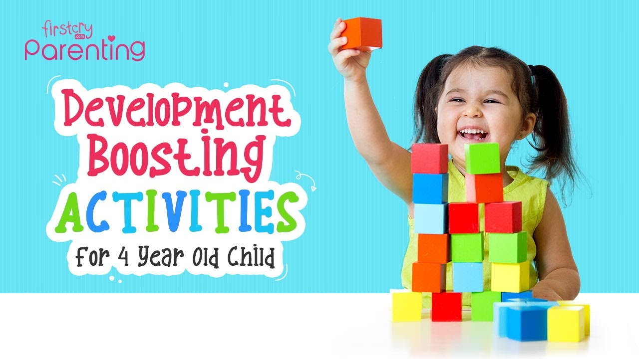 Fun Learning Activities for 4 Year Old Preschoolers