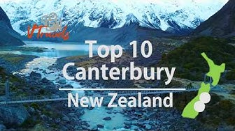 Canterbury TOP 10 things to do | NEW ZEALAND