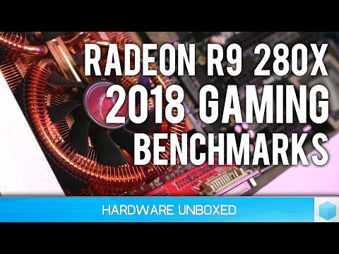 Revisiting the Radeon R9 280X / Radeon HD 7970 GHz in 2018