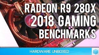 Revisiting the Radeon R9 280X / Radeon HD 7970 GHz in 2018