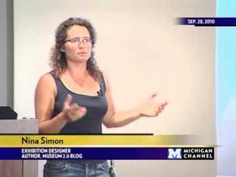 The Participatory Museum - Nina Simon - 09/28/10