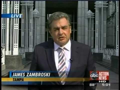 Lehman Brothers Failure Part 1 - September 15, 2008 ABC Action News
