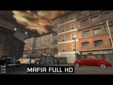 Mafia Community Modpack V2.1 - HD текстуры, новые звуки, режим гонок.