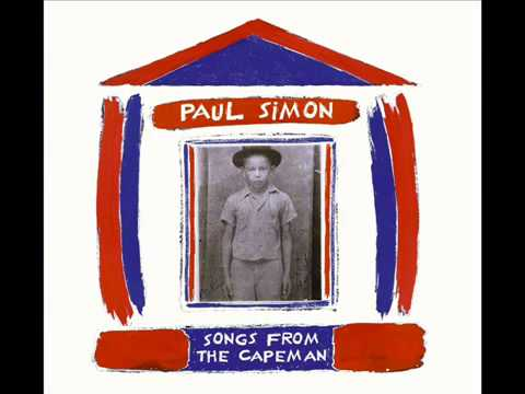Paul Simon - The Vampires + Lyrics