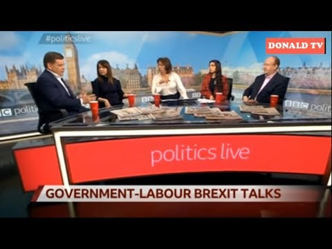 BBC Politics Live 08/04/2019 GOVERNMENT-LABOUR BREXIT TALKS