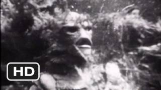 Creature from the Black Lagoon Official Trailer #1 - (1954) HD