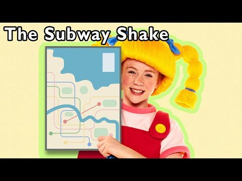 The Subway Shake and More | NEW TRAIN SONG | Baby Songs from Mother Goose Club!
