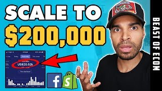 My $200,000 Facebook Ads Strategy For Shopify Using Lookalikes  | Dropshipping 2019