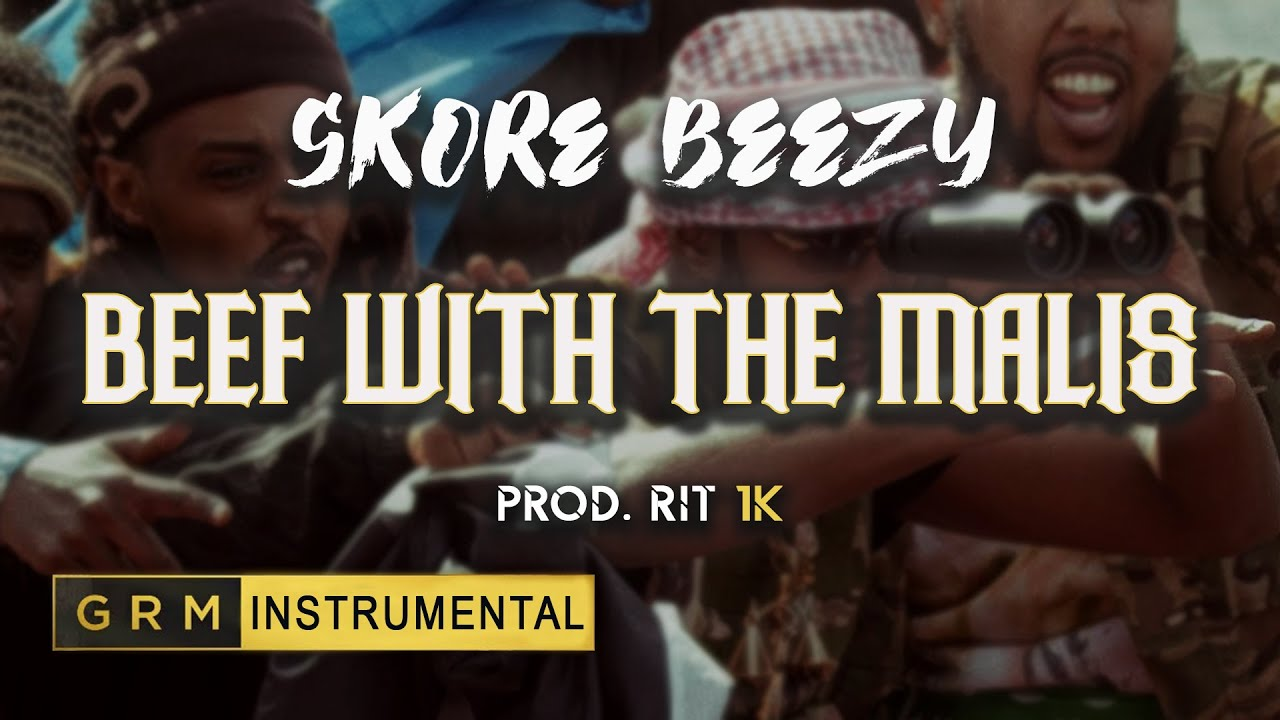 Skore Beezy - Beef With The Malis | Instrumental | GRM Daily