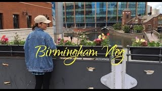 Birmingham Vlog | Victoria Square, Birmingham library, University of Birmingham and more!