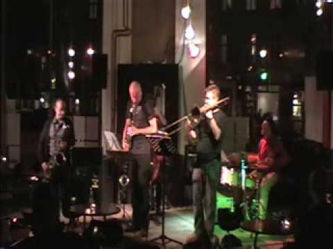 """Gebhard Ullmann """"Basement Research"""" Steve Swell, Julian Arguelles, John Hebert, Tim Daisy """"Gospel"""""""