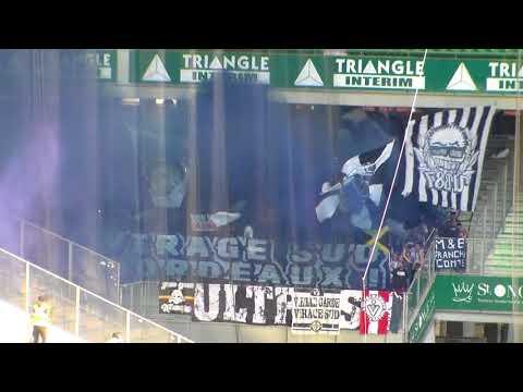 Saison 2017-2018 : ASSE - FCGB ULTRAMARINES BORDEAUX 1987