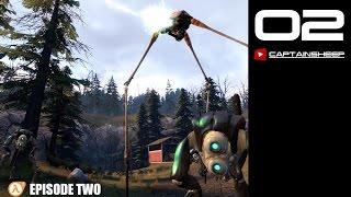 เกมผจญภัย - Half-Life 2: Episode Two - CH 2, This Vortal Coil: วอติกอนพัวพัน [Thai/ไทย]