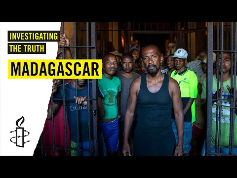 Punished for being poor. Injustice in Madagascar-s prisons.