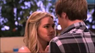 Big Time Rush Kendall And Jo first Kiss