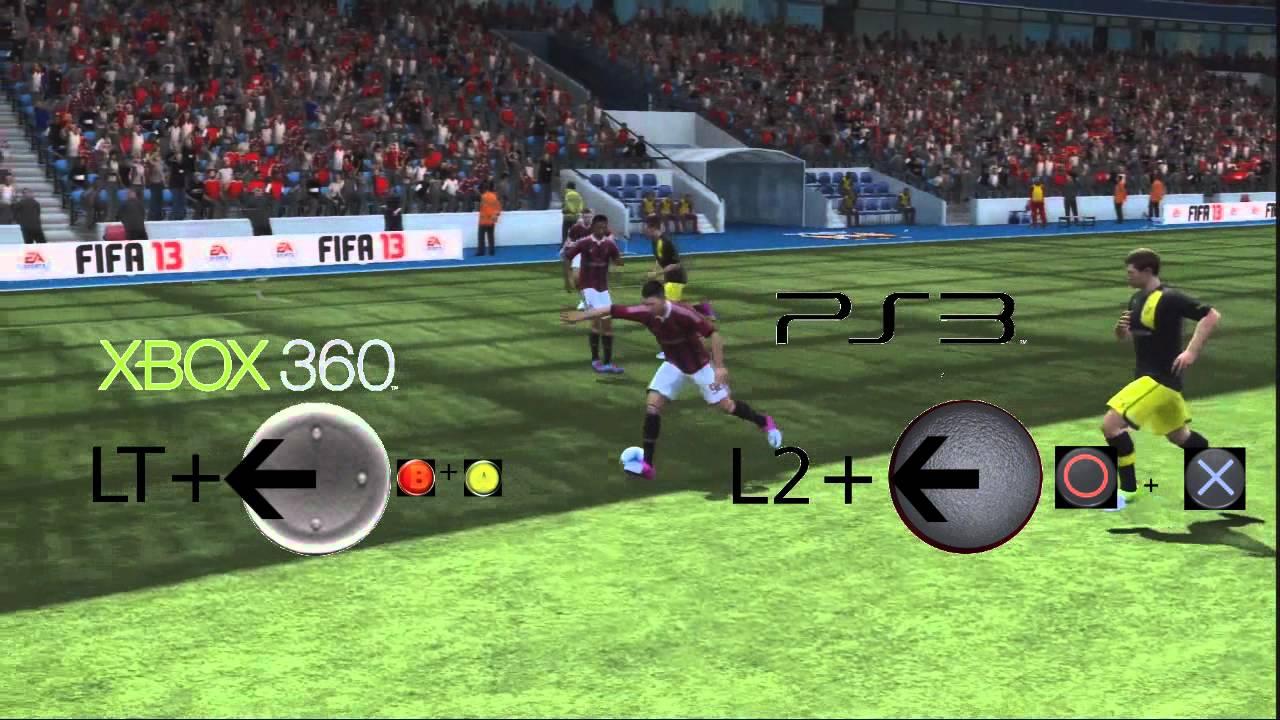Fifa 13 skill moves tutorial: ipad/iphone youtube.