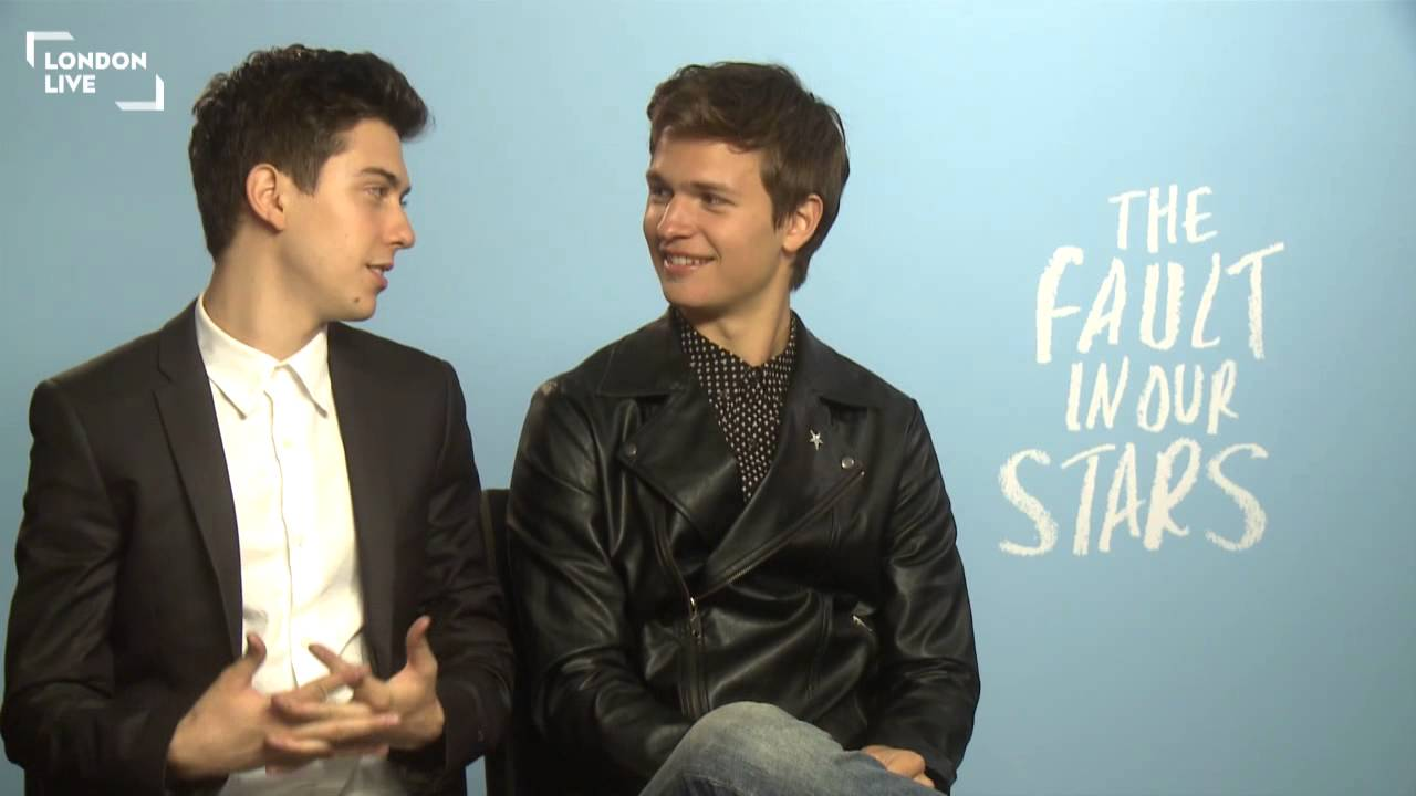Ansel Elgort & Nat Wolff: If you don't cry at this film ...