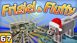 FRIGIEL & FLUFFY : LE MONDE D'EN HAUT | Minecraft - S4 Ep.67