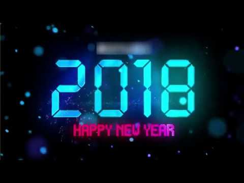 Happy New Year 2018 Countdown Clock - 30 seconds | नव वर्ष 2018