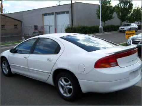 1998 Dodge Intrepid Salt Lake City Ut Youtube