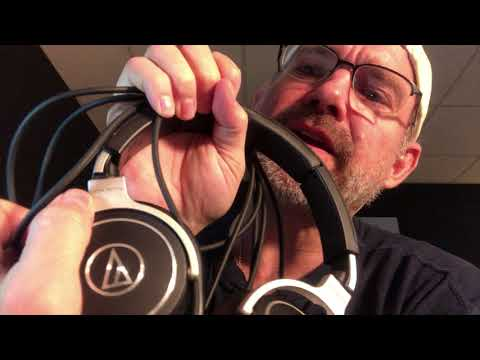 Broken ATH-M50X Headphones