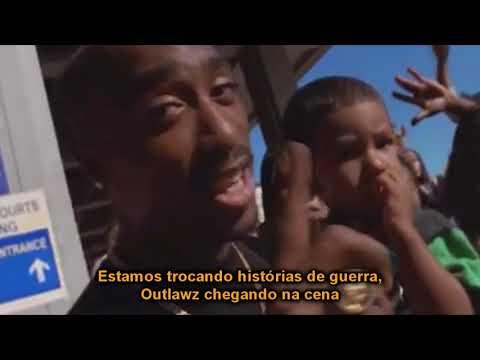 2Pac - Tradin War Stories (Solo Version) [Legendado]