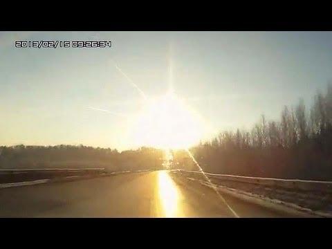 Chelyabinsk (Russia) meteorite explosion