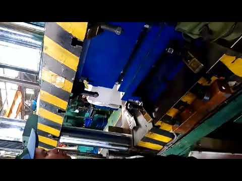 [TTH-Automation] test chuyển giao công nghệ máy ép thủy lực 800 tấn