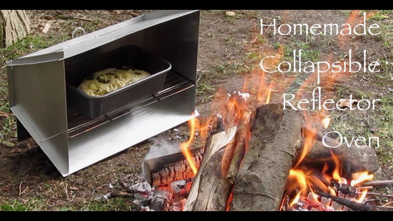 Campfire Reflector Oven