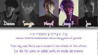 Video DAY6 - 겨울이 간다 (Goodbye Winter) - Color Coded Lyrics (Han/Rom/Eng/Esp) download MP3, 3GP, MP4, WEBM, AVI, FLV Januari 2018