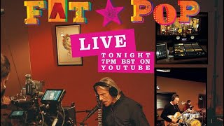 Paul Weller - In Better Times - Live In Session - Fat Pop - 2021 ★