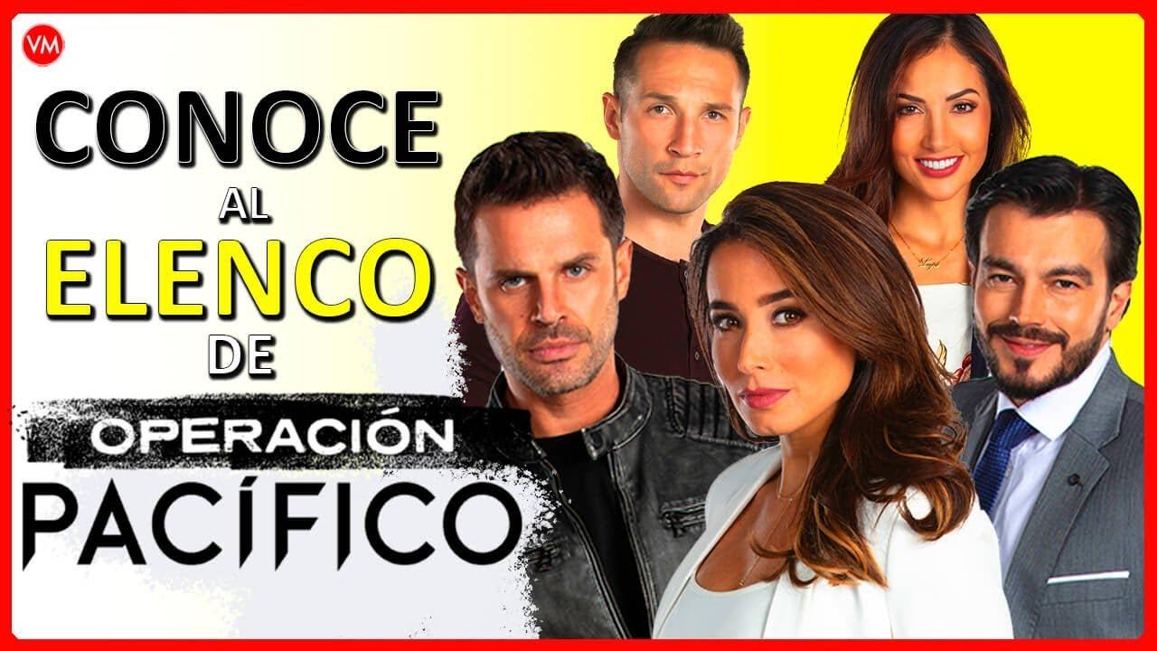 Download Operación Pacífico: elenco de la serie de Telemundo - VidaModerna.com