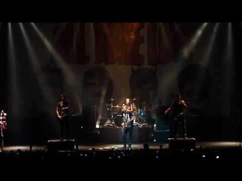 [HD] All Time Low - Weightless (live in Jakarta 2010)