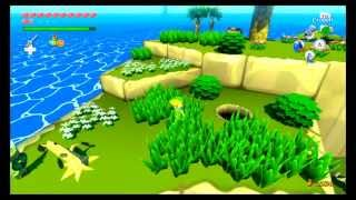 The Legend of Zelda: The Wind Waker HD - Cliff Plateau Isles