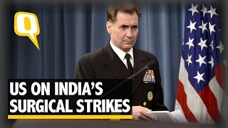 The Quint: US Reacts to Uri Attack and India's Surgical Strike