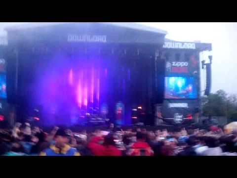 Marilyn Manson - Sweet Dreams. Live on Download Fest 2015 6/6/15 Doninton Park