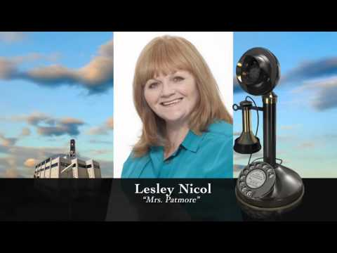 Across the Pond with Lesley Nicol