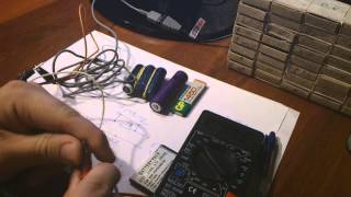 Кустарная зарядка для любого аккумулятора(, 2013-07-27T05:09:14.000Z)