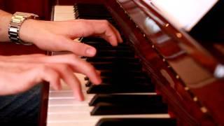 Bach Prelude (and Fugue) No. 12 in F minor, Book II
