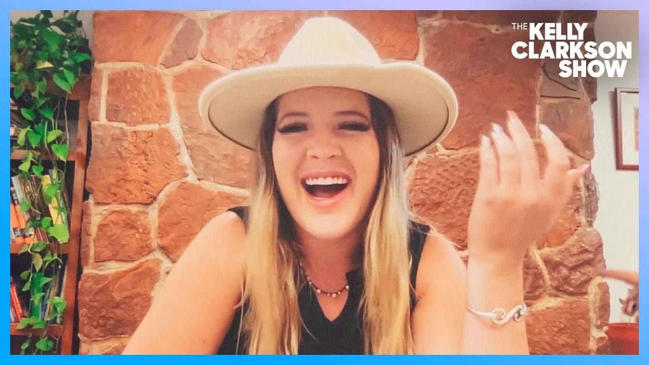 Kelly Meets Woman Behind Viral TikTok Of Hot Cop Chasing Bear At Telluride Resort