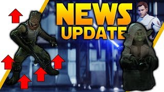 NEWS UPDATE: Animated Victory Poses, CP Changes, Hero Jump & Card Changes - Battlefront 2