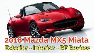 2019 Mazda MX5 Miata - Exterior - Interior - RF Review | New Auto TV