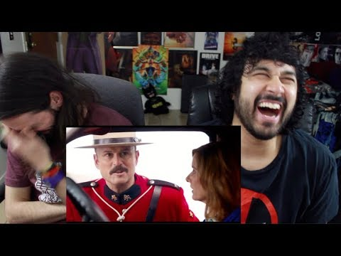 Exclusive SUPER TROOPERS 2 RED BAND TRAILER and MEOW! REACTION!!!