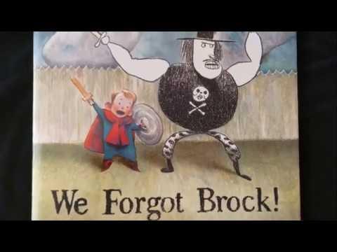 We Forgot Brock! by Carter Goodrich (Read Aloud)